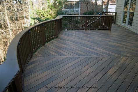 home depot deck installation home depot fiberon marriage decks fencing contractor talk