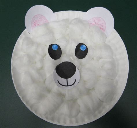 polar bear crafts for preschoolers polar craft a lakeshore freebie 204