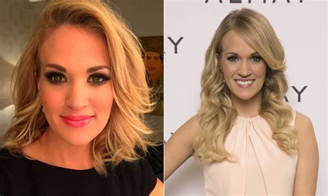 Carrie Underwood Returns To The Grand Ole Opry With Short
