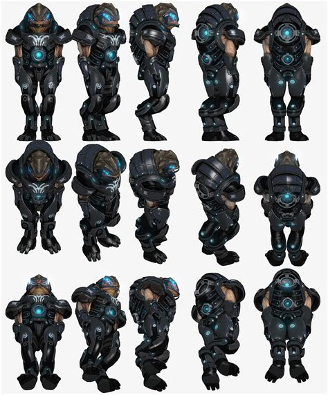 Grunt From The Mass Effect Games