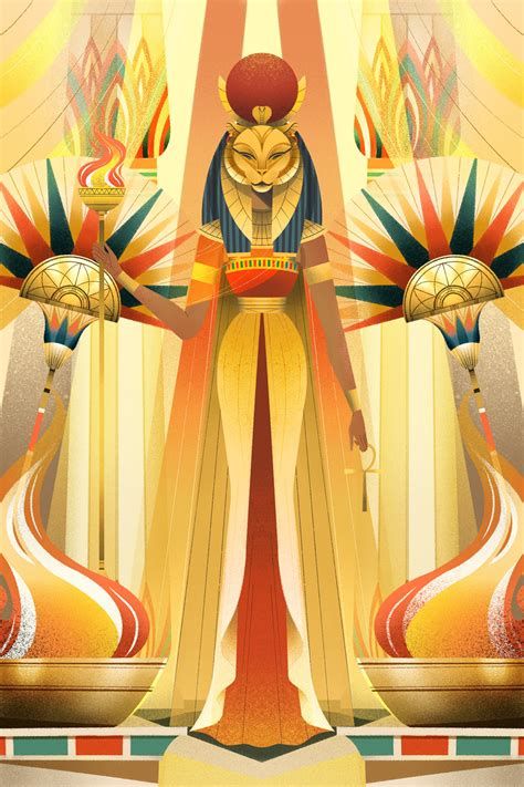 Gods and Goddesses of Ancient Egypt: Egyptian Mythology on ...