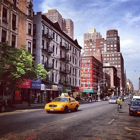New York City Street Scene on a Beautiful Day Photograph