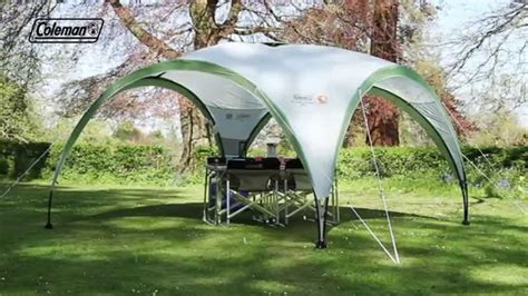 coleman event shelter pro  youtube