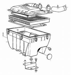 3514480 - Fresh Air Hose  System  Fuel  Turbo