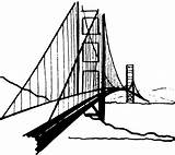 Bridge Clip Clipart Gate Golden Road Bridges Cliparts Clipartix Viewing Coloring Clipartpanda Library Cartoon Clipground Brooklyn Clipartbest Clipartmag Wooden Vector sketch template