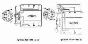 Photo  1946 To 53 Flathead Distributor Wiring