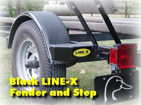 Boat Trailer Line X by Boat Trailer Fender Step From Middle Tn Line X Middle