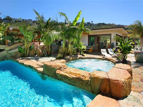 Tropical Beach Villa : Tropical Paradise Laguna Beach Villa W/luxury Pool And Spa