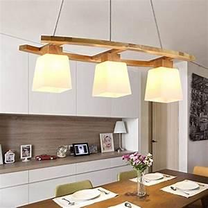 Pendelleuchte Esstisch Holz : esstischlampen oval im vergleich beste ~ Watch28wear.com Haus und Dekorationen
