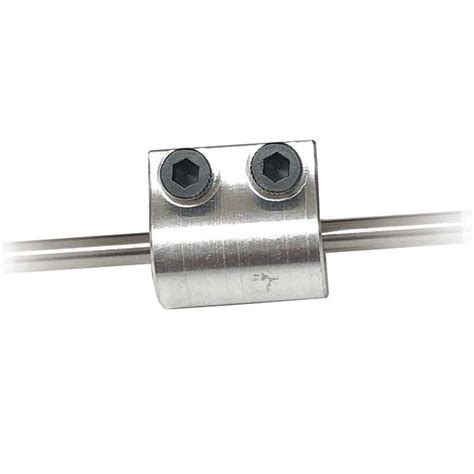 clamping shaft coupler