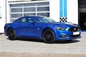 Classic NEW FORD MUSTANG (S550) GT LIGHTNING BLUE 2017 for sale - Classic & Sports Car (Ref Surrey)