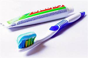 Toothpaste and toothbrush image - Free stock photo ...