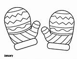 Mittens Coloring Mitten Winter Gloves Season Sheets Sheet Pattern Printable Drawing Hat Colouring Template Mitts Getdrawings Colorings Knitted Warm Keep sketch template