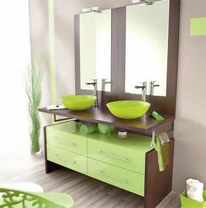 3 idees deco pour donner du style a votre salle de bain With monsieur bricolage meuble salle de bain