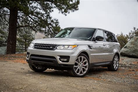 rang rover sport 2015 land rover range rover sport v8 supercharged review