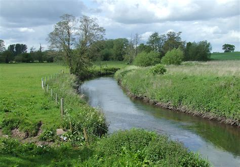 Filethe River Penk, Near Brewood, Staffordshire