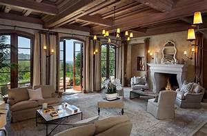 Luxury Tuscan Style Home Design - Designing Idea