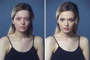 You Look Disgusting! Beauty Blogger Removes Makeup to ...