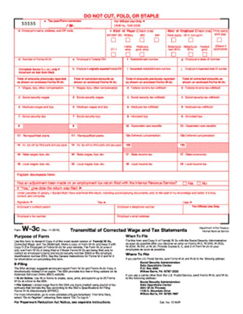 irs form w 3 2014 2015 2018 form irs w 3c fill online printable fillable