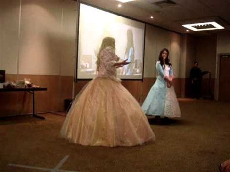 Barbie Princess And The Pauper Minamicon 18 Masquerade 2012 Youtube