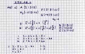 Bildweite Berechnen : parametergleichungen schnittpunkt von gerade und ebene ausrechnen mathelounge ~ Themetempest.com Abrechnung