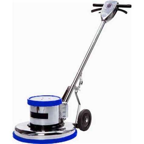 types of floor machine