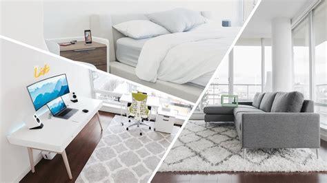 My Modern Apartment Tour ()-youtube