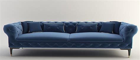 sofa interior furniture modern design cgtrader