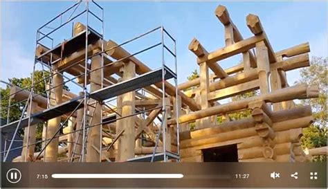 Wie Viel Kostet Ein Holzhaus by Wie Viel Kostet Ein Kanadisches Blockhaus Wohn Design