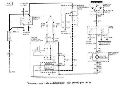 2004 ford explorer wiring diagram wiring diagram and