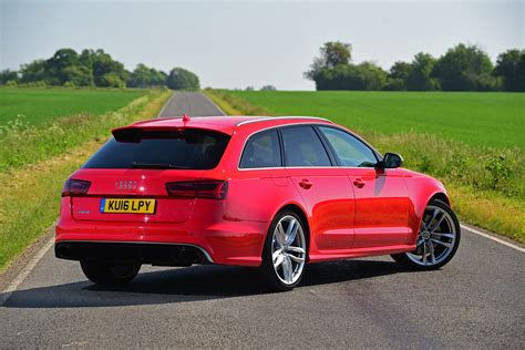 Audi Rs6 Avant Performance 2018 Review Pictures Auto