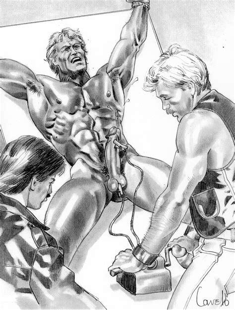 Cavelo Torture Drawings Image Fap