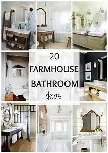 Fixer Upper Badezimmer : 20 best farmhouse bathrooms to get that fixer upper style ~ Orissabook.com Haus und Dekorationen