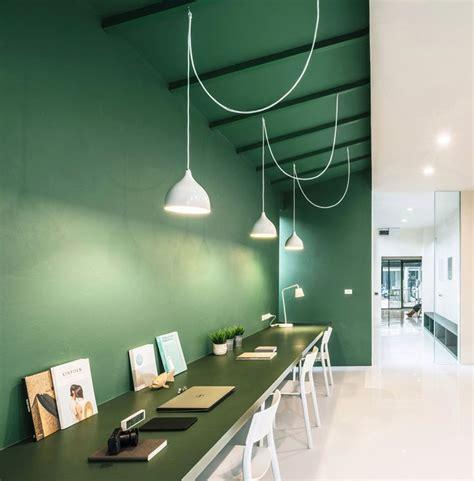 green office interior design best 25 office lighting ideas on modern