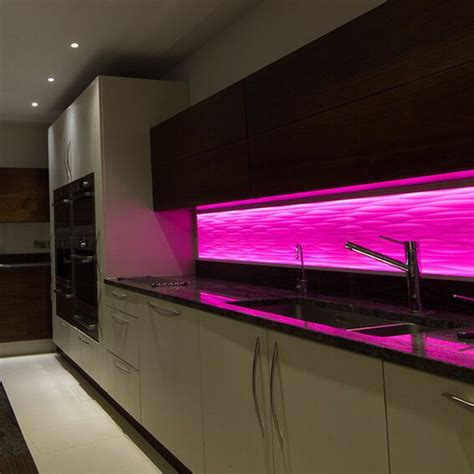 Led Lighting In Kitchen Cabinets by Pin By July On How To Used Led Light In 2019 Light
