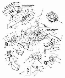Yard Man 12a-979l401 Parts List And Diagram