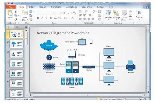 download presentation on networking