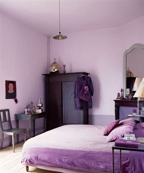 purple bedroom design ideas stylish interiors and color