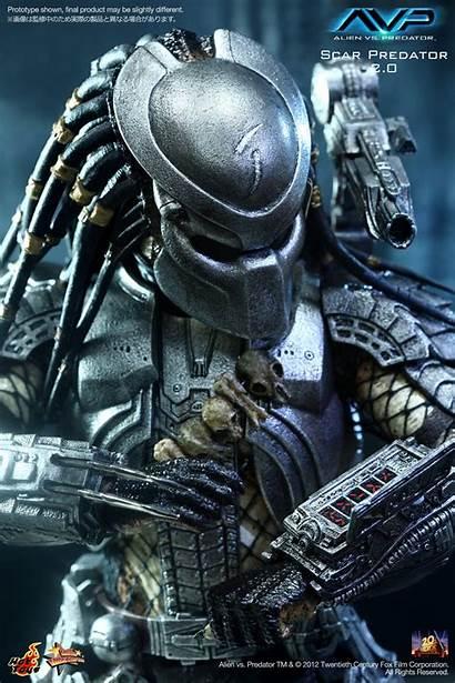 Predator Alien Scar Toys Imgview Games Amiami