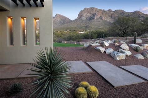 dazzling desert landscape designs