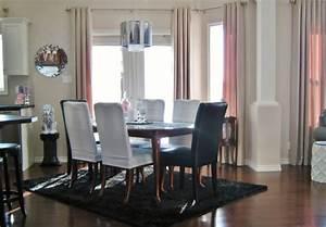 Teppich Für Essbereich : schwarzer teppich lassen sie ihre r ume aussagekr ftiger ~ Michelbontemps.com Haus und Dekorationen