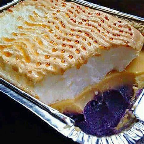 floating island filipino style filipino foods sarap