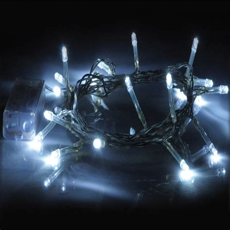 twinkling string lights 20 led battery operated 5