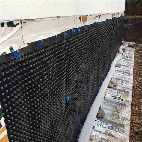 Make Your Wet Basement Dry   DIY Repair Guide   RadonSeal