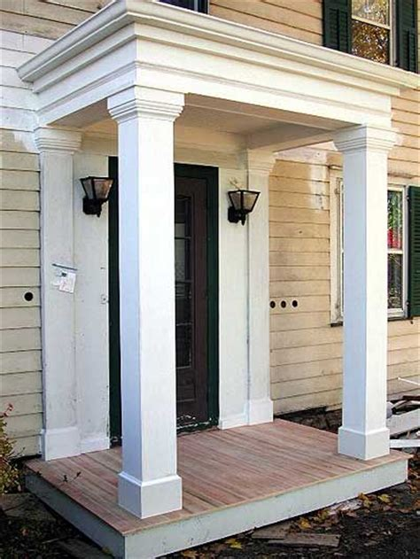 side porch designs the 25 best portico entry ideas on front door