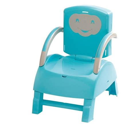 thermobaby rehausseur de chaise thermobaby réhausseur de chaise turquoise et gris achat