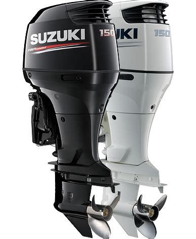 Suzuki 150 Outboard by Suzuki Marine