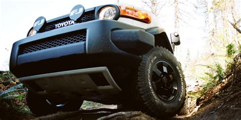 toyota fj cruiser trail teams special edition  sale