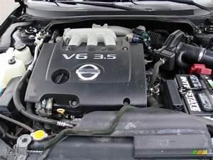 2004 Nissan Altima 3 5 Se 3 5 Liter Dohc 24