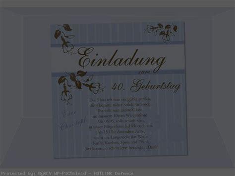 einladung zum  geburtstag geburtstag einladung